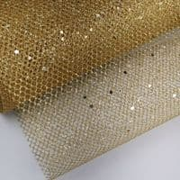 Gold | Supper Stiff Tulle UK